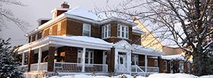 La maison Carpe Diem au Québec